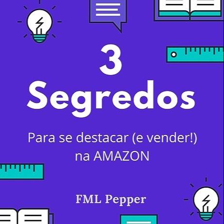 @FMLPepper 3 SEGREDOS para vender seu livro! : e-book GRATUITO Link Thumbnail | Linktree