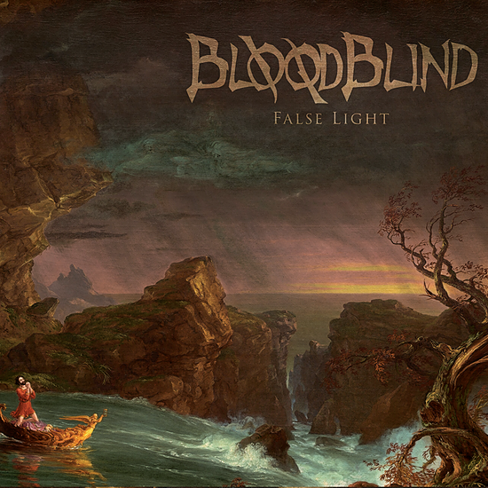 BloodBlind Official Links False Light Digipack CD Link Thumbnail | Linktree