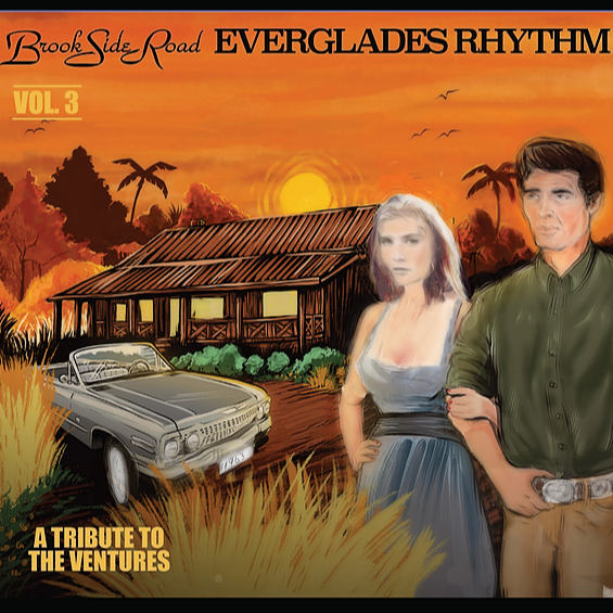 Everglades Rhythm Buy Volume 3 (The Surf Tunes!) 🎸LIMITED EDITION CD Link Thumbnail   Linktree