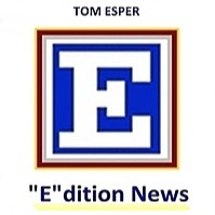 THOMAS J. ESPER The Best e_Newspaper: TOM ESPER e_dition News. Read the latest e_dition. The Top Editor-Collected News and Stories EVERY DAY. Bookmark Us!  Link Thumbnail | Linktree