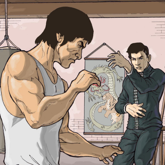 @CRusso23 Bruce Lee vs. Wong Jack Man: Fact, Fiction and the Birth of the Dragon Link Thumbnail   Linktree