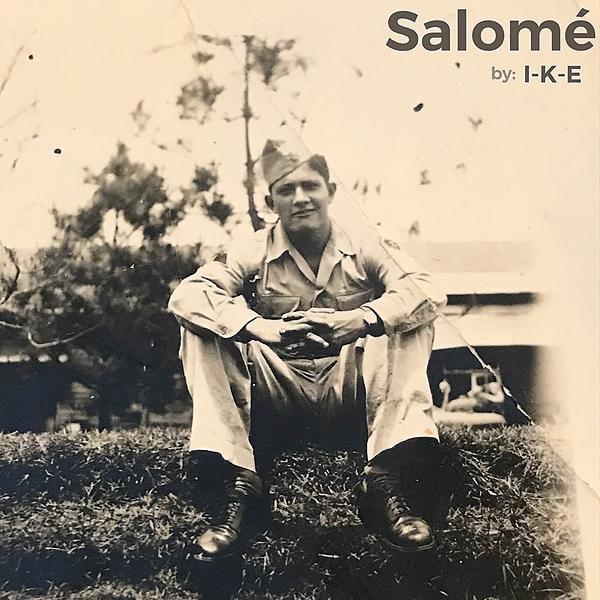"""NEW SINGLE: """"Salomé"""" on Spotify"""