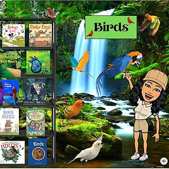 Miss Hecht Teaches 3rd Grade Birds Link Thumbnail | Linktree