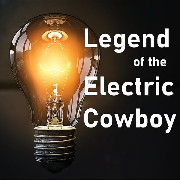 BRIAN JOLLEY Legend of the Electric Cowboy Link Thumbnail | Linktree
