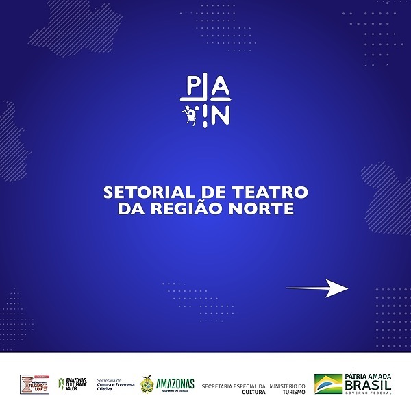 Potência das Artes do Norte Setorial do Norte 2021 - LIVE Link Thumbnail | Linktree