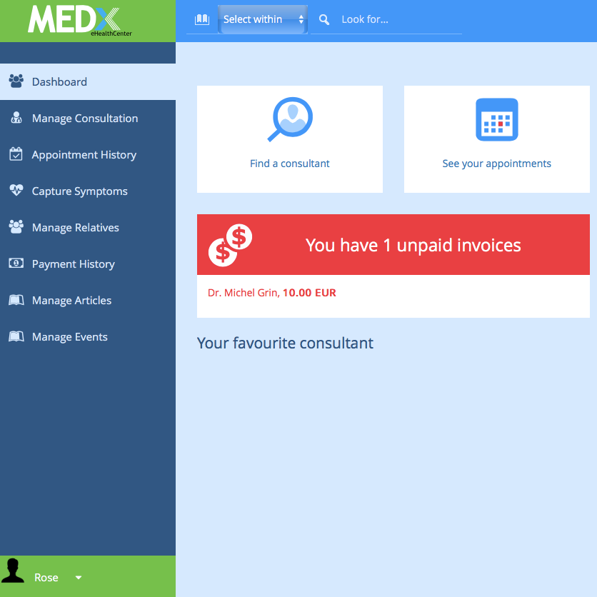 @MEDxeHealthCenter A Demo of our Technology Link Thumbnail | Linktree
