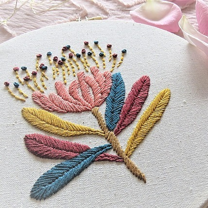 @forastudios Get Stitched  Ready-to-craft DIY Link Thumbnail | Linktree