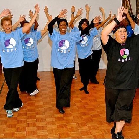 @MarcyCodyRN Highest Praise Dance Fitness, Facebook   Link Thumbnail | Linktree