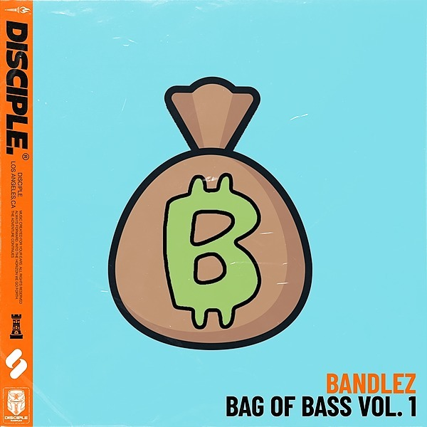 Bandlez - Bag Of Bass Vol. 1 [SAMPLE PACK OUT NOW]