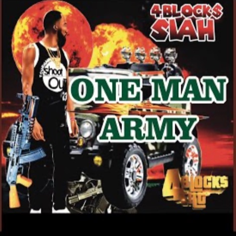 One Man Army  (Download or Stream)