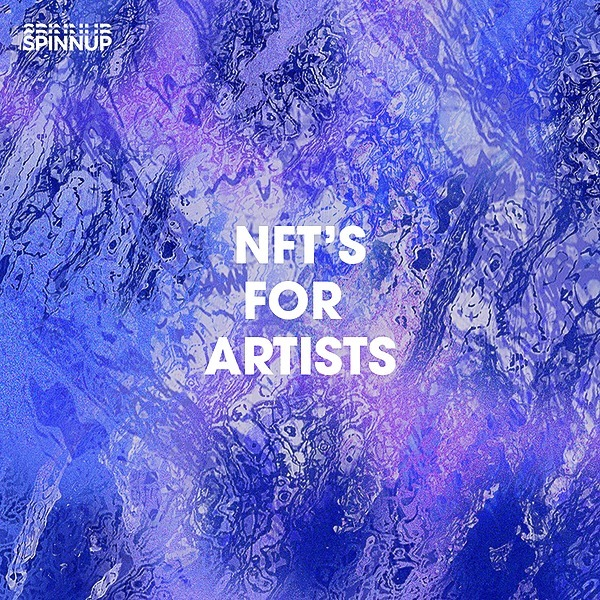 Spinnup NFTs for Artists Link Thumbnail | Linktree