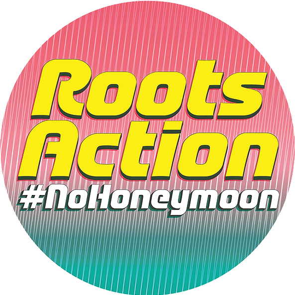 Volunteer Action Page (RootsAction) Profile Image | Linktree