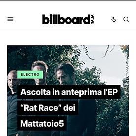 Rat Race EP - Billboard Exclusive
