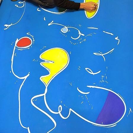 Kaoru Shibuta  PAINTER thisisgallery 🇯🇵 作品販売 Link Thumbnail | Linktree