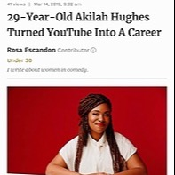 Akilah Hughes Forbes Interview Link Thumbnail   Linktree