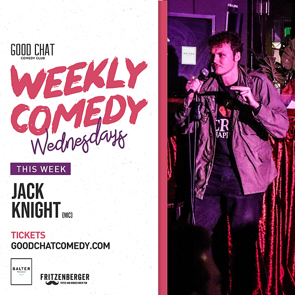 @goodchatcomedy Get tickets to our Wednesday night showcases! Link Thumbnail | Linktree
