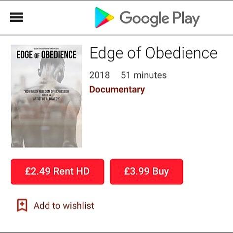 @EdgeOfObedience Edge of Obedience - Google Play Link Thumbnail | Linktree