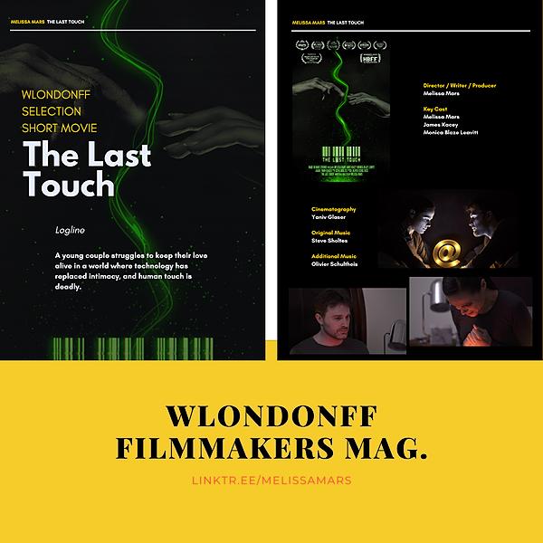 @madeinmars WLONDONFF FILMAKERS MAGAZINE - Pg 12-14 Link Thumbnail | Linktree
