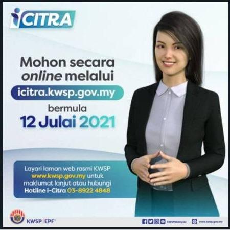@sinar.harian Permohonan pengeluaran i-Citra bermula 12 Julai: KWSP Link Thumbnail | Linktree