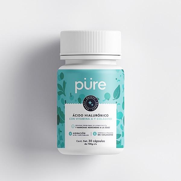 püre x Lily Robles Acido hialurónico con vitamina A y colageno Link Thumbnail   Linktree