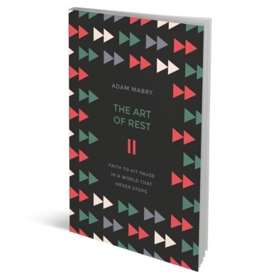 Get your copy of The Art of Rest!
