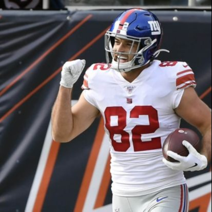 Giants Country Kaden Smith, TE - New York Giants Training Camp Preview (Photo by Quinn Harris-USA TODAY Sports) Link Thumbnail   Linktree
