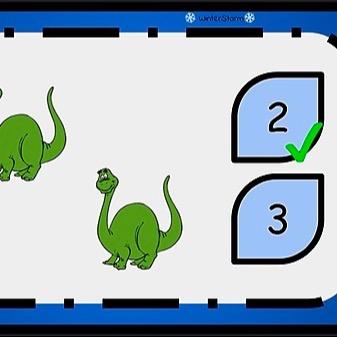 @WinterStorm Digital Dino Count Activity (self - correcting) Link Thumbnail   Linktree