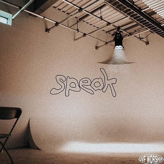 Speak - New Single (UVF_Worship) Profile Image   Linktree