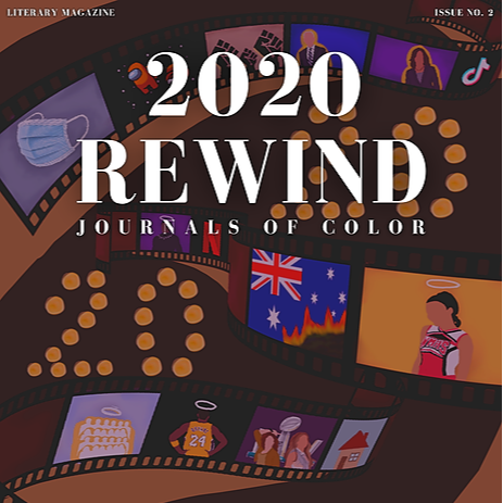 ❗ READ ISSUE 2 OF JOURNALS OF COLOR: 2020 REWIND. ❗
