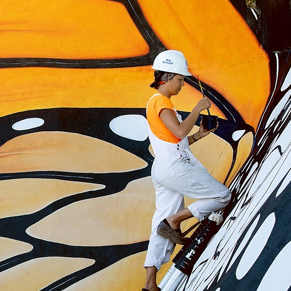 @CRusso23 Can art save the monarch butterfly? The Peninsula's fine art muralist has an angle. Link Thumbnail   Linktree