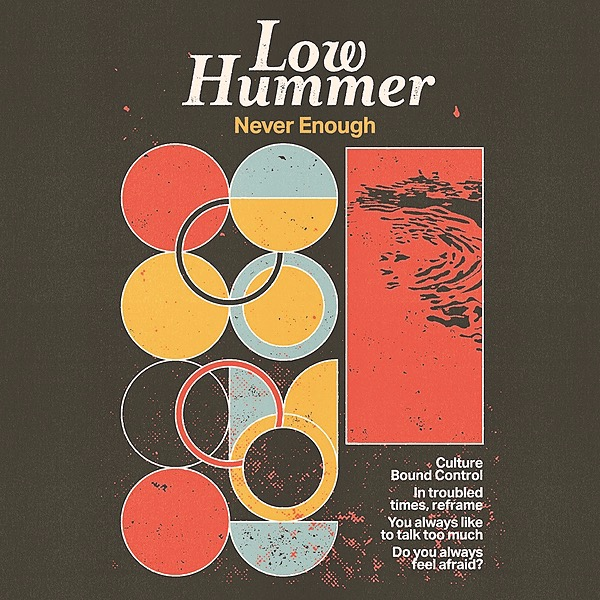 LOW HUMMER STREAM NEW SINGLE: 'NEVER ENOUGH' Link Thumbnail | Linktree