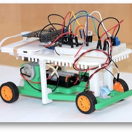 STEM Education Works Micro-Kart Kits Link Thumbnail | Linktree