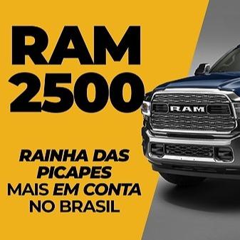 RAM 2500 2021 já nas concessionárias do Brasil