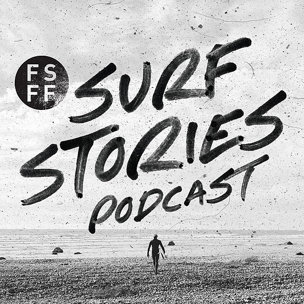 Florida Surf Film Festival Surf Stories Podcast - Spotify Link Thumbnail | Linktree