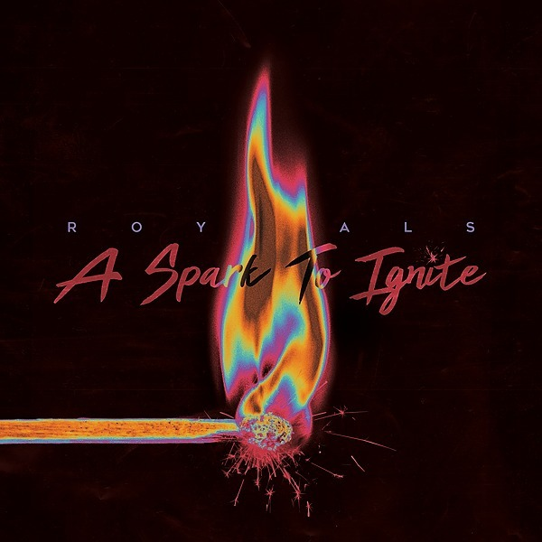 PRE SAVE/ORDER THE NEW EP 'A SPARK TO IGNITE' NOW!  💥