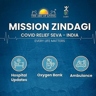 Art Of Living Mission Zindagi! (artoflivingne) Profile Image | Linktree