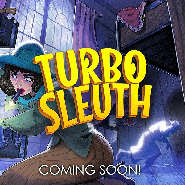WizKids Official Spot the Clues and Nab the Culprit in TURBO SLEUTH! Link Thumbnail | Linktree