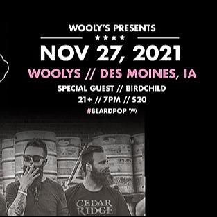 @porktornadoestickets 11/27/21- Woolys- Des Moines, IA Link Thumbnail | Linktree