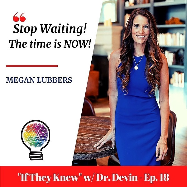 """Megan BSNRN @megsnolia My Interview on """"If They Know"""" Podcast Link Thumbnail 