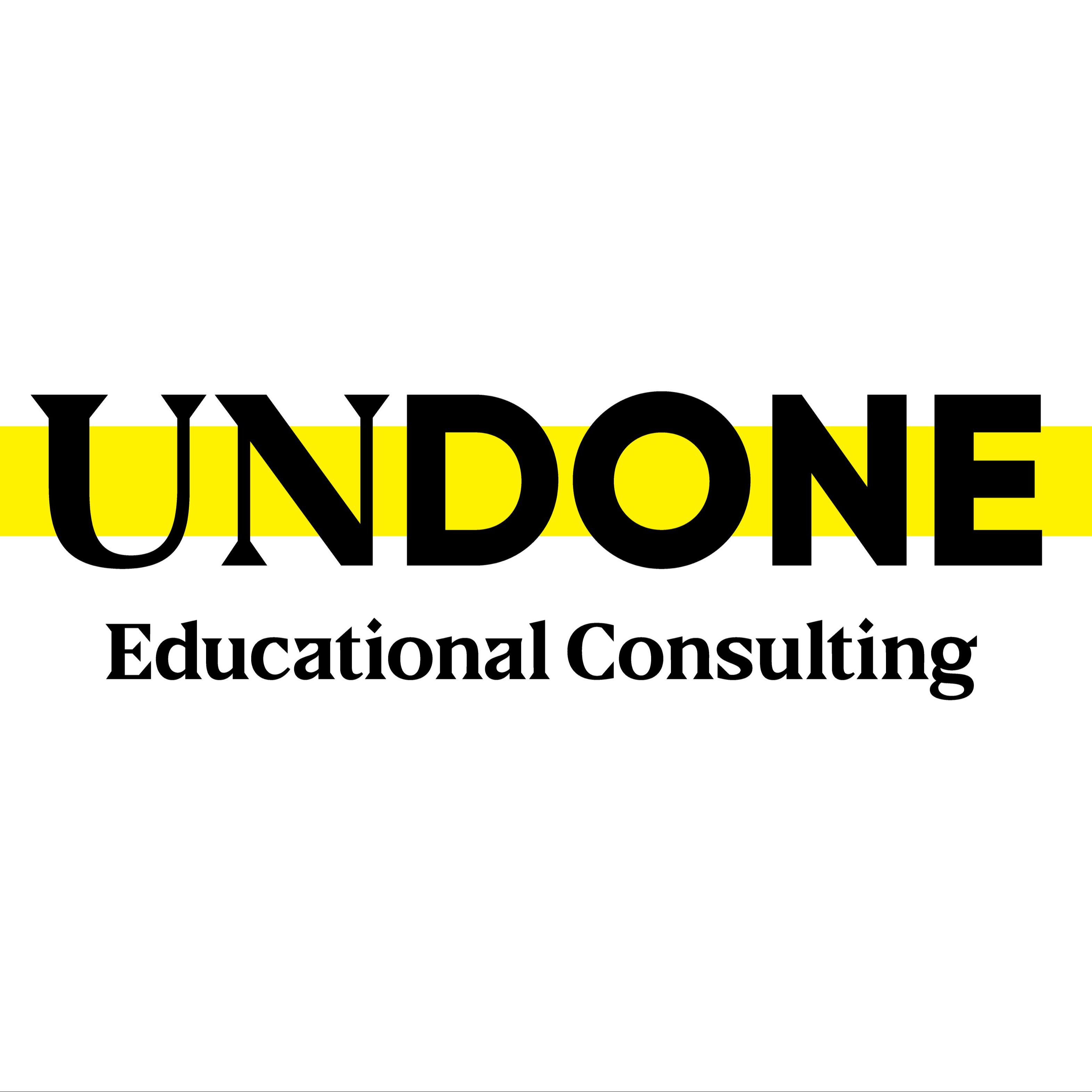 @undoneconsulting Profile Image | Linktree
