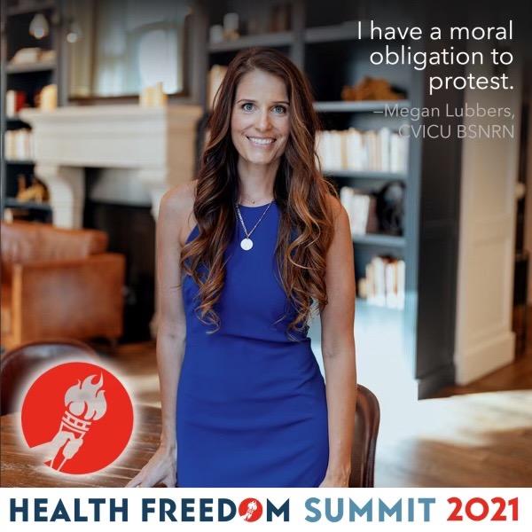 Megan BSNRN @megsnolia Register Health Freedom Summit 2021 [Online FREE Feb 15-17, 2021] Link Thumbnail | Linktree