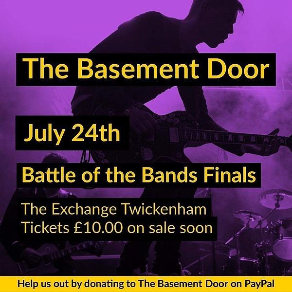 @TheBasementDoor Battle of the Bands 2020/21 Link Thumbnail | Linktree