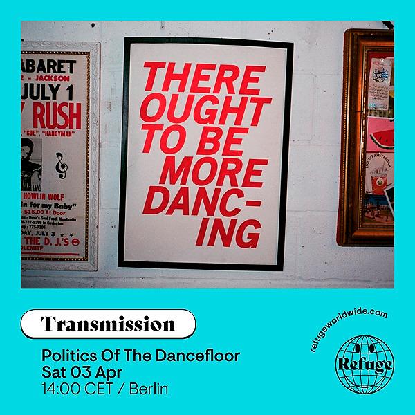 📻 Tranmission Refuge Worldwide Radio Show
