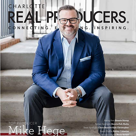 Cover Article Charlotte Real Producers