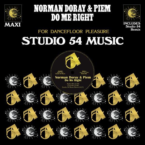 @Studio54music Norman Doray & Piem - 'Do Me Right' (Inc. Studio 54 Remix) Link Thumbnail   Linktree