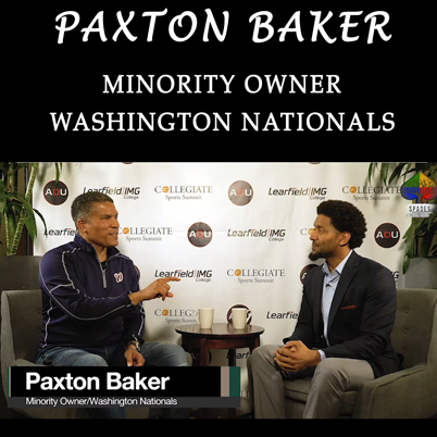 Spades Media Group Inflection Points with Tai M. Brown - Paxton Baker, Washington Nationals Link Thumbnail | Linktree