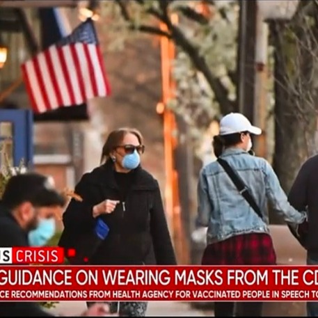 @drdyanhes CBSN Changes on Mask Guidelines for Vaccinated Americans Link Thumbnail | Linktree