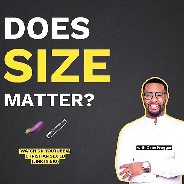 Order Christian Sex Ed ⬇ Does Size Matter? Link Thumbnail   Linktree