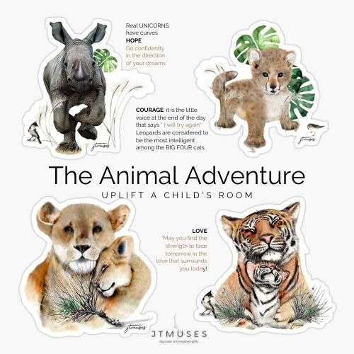 The Animal Adventure by jtmuses