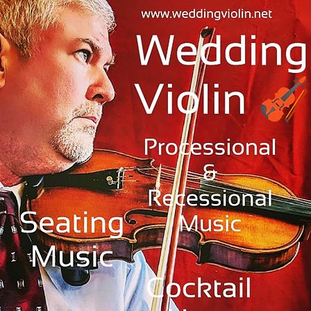 Adam Sweet Online Wedding Violin Facebook page Link Thumbnail | Linktree